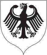 German Eagle Outline