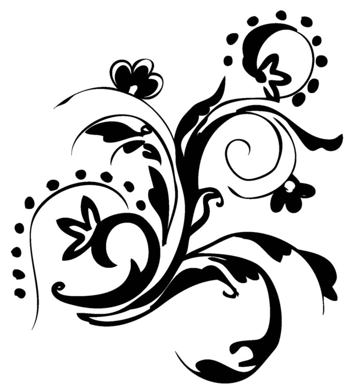 Of Flowers And Vines - Clipart Best
