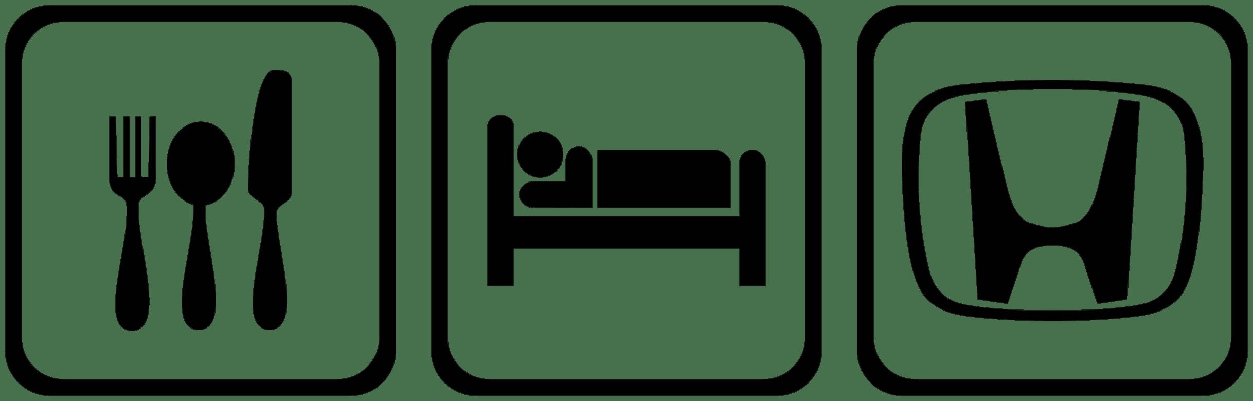 Eat sleep logo clipart best