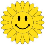Flower Smiley Face Clip Art Free