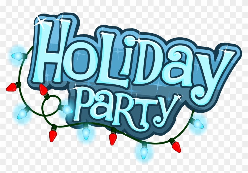 Free Holiday Party Invite Clipart - Holiday Party Clipart - Free