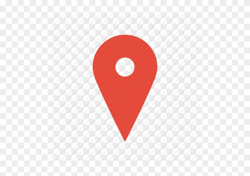 Pin, Map, Pushpin, Location Icon - Location Pin Icon Transparent