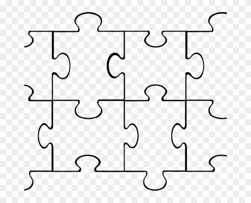 9 Images Of Jigsaw Lamp Pieces Template Stupidgit Com - Puzzle