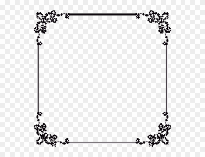 Borders And Frames Microsoft Word Clip Art - Borders And Frames - word design frames
