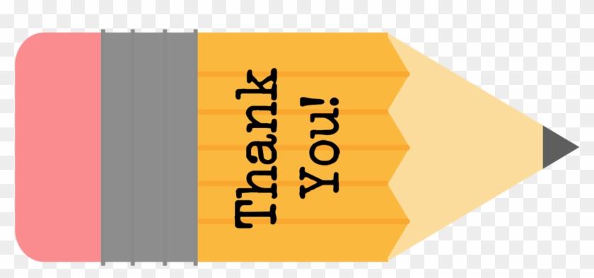 1 Teacher Free Printable Pencil Gift Tag - Teacher Appreciation Tags
