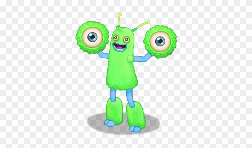 Halloween Pompom - Pom Pom My Singing Monsters Breed - Free