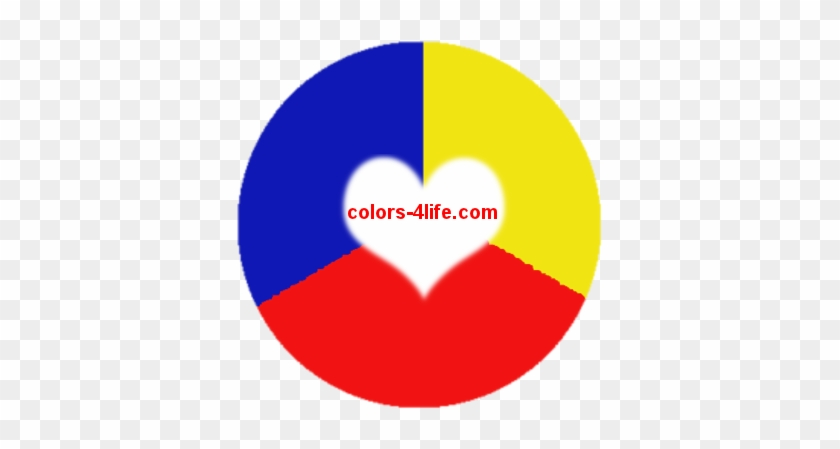 Ryb Color Wheel Chart Free Download Primary Colors - Arts Colours