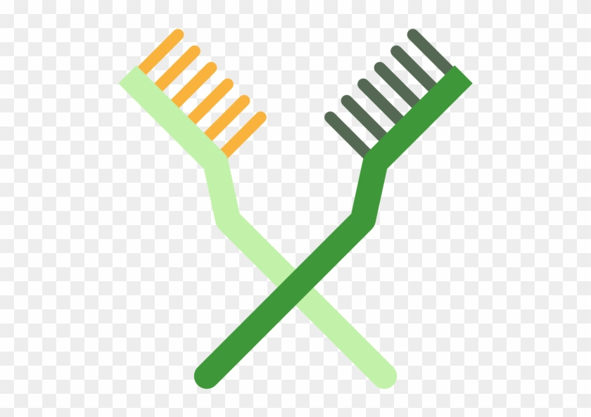 Toothbrush Scalable Vector Graphics Icon - Scalable Vector Graphics
