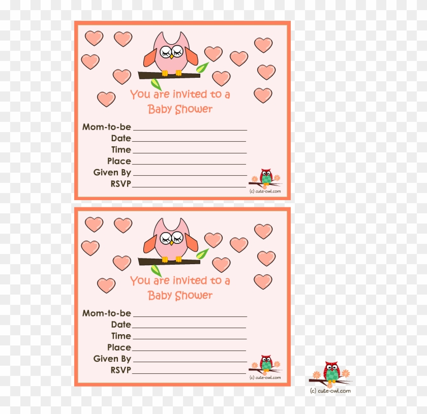 Free Printable Baby Shower Invitations Templates For - Baby Shower
