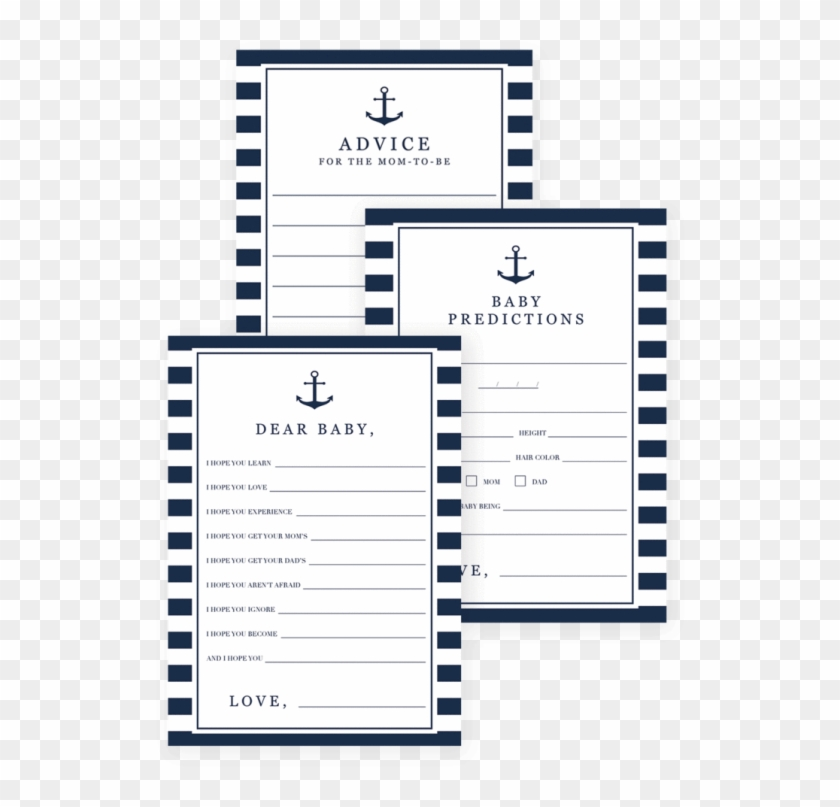 Baby Shower, Printable Baby Shower Games For Nautical - Baby Shower