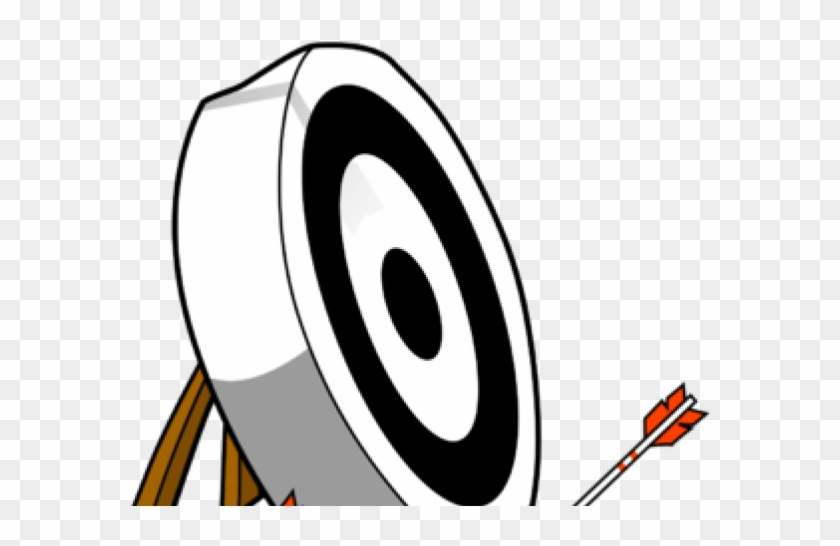 Target Clipart - Arrow Missing Target - Free Transparent PNG Clipart