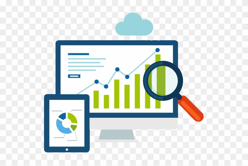 Investing Clipart Advertising Budget - Web Analytics Icon Png - Free