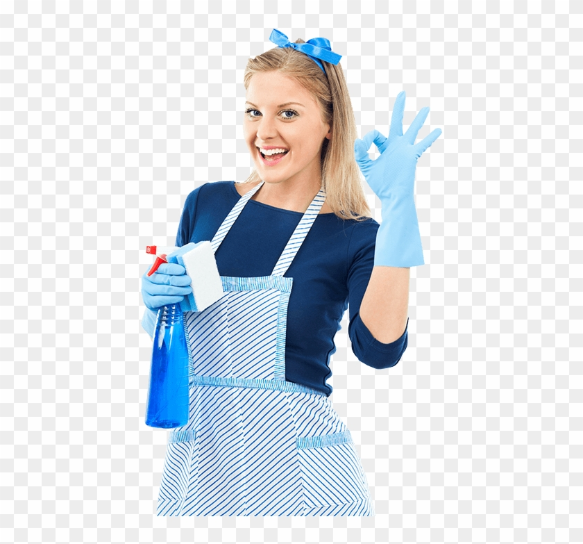 Cleaning Lady - Cleaning Ladies In Png - Free Transparent PNG