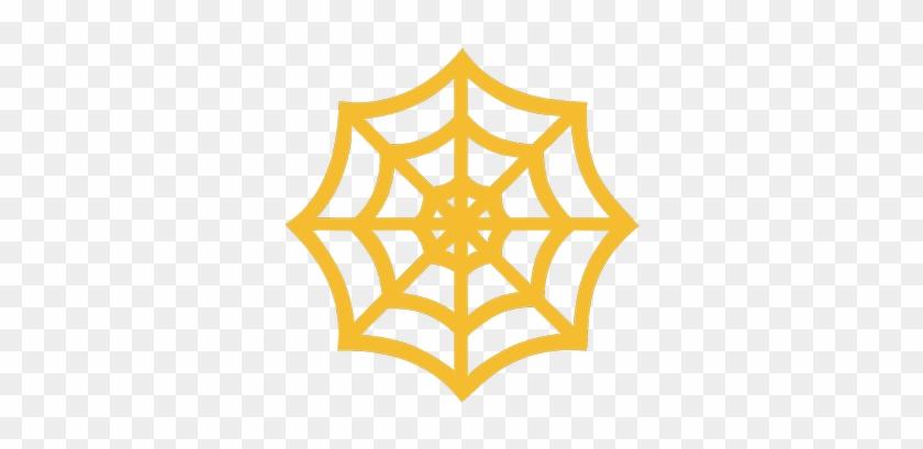 Moodleph - Spider Web Template Printable - Free Transparent PNG