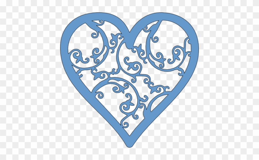 Create, Believe, Imagine At Dreamscrapbooks - Royal Icing Heart