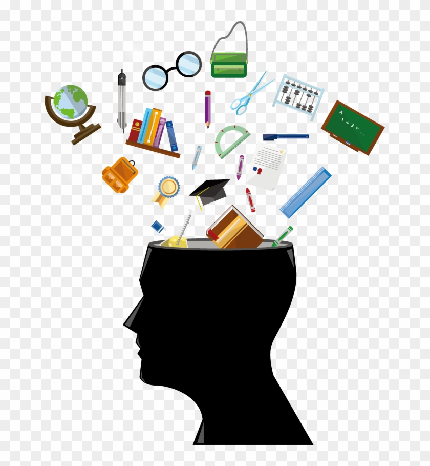 Mind Concept Creativity - Creative Brain Vector Png - Free