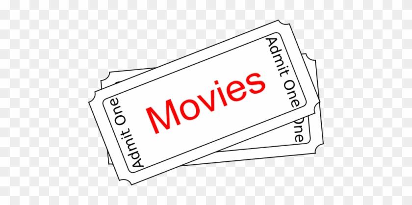 Movie Ticket Template Free Discreetliasons Invitation - Clipart