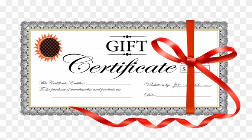 Christmas Certificate Template Free - Gift Certificate - Free