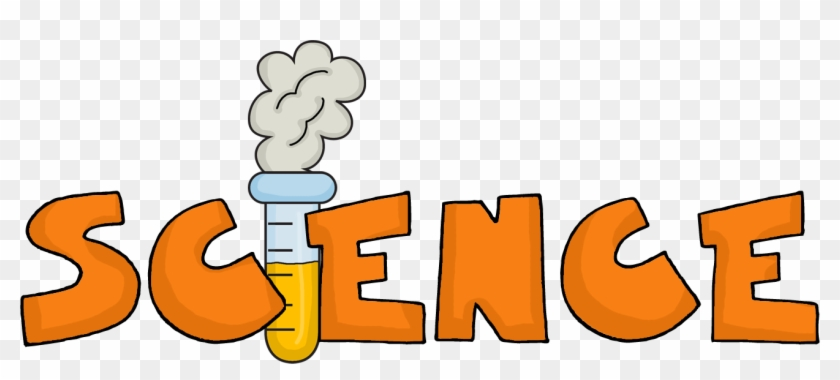 Project In Science Word Clipart - Science In Bubble Letters - Free - word clip art