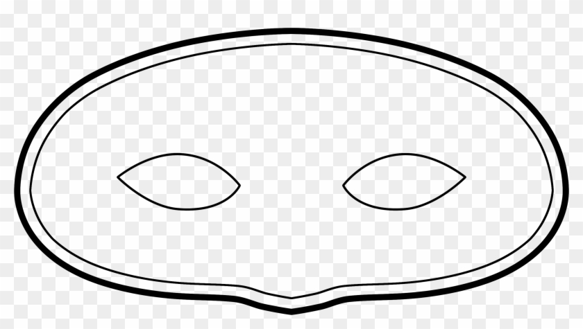Best Ideas Of Mask Templates Free Clip Art Free Clip - Mask