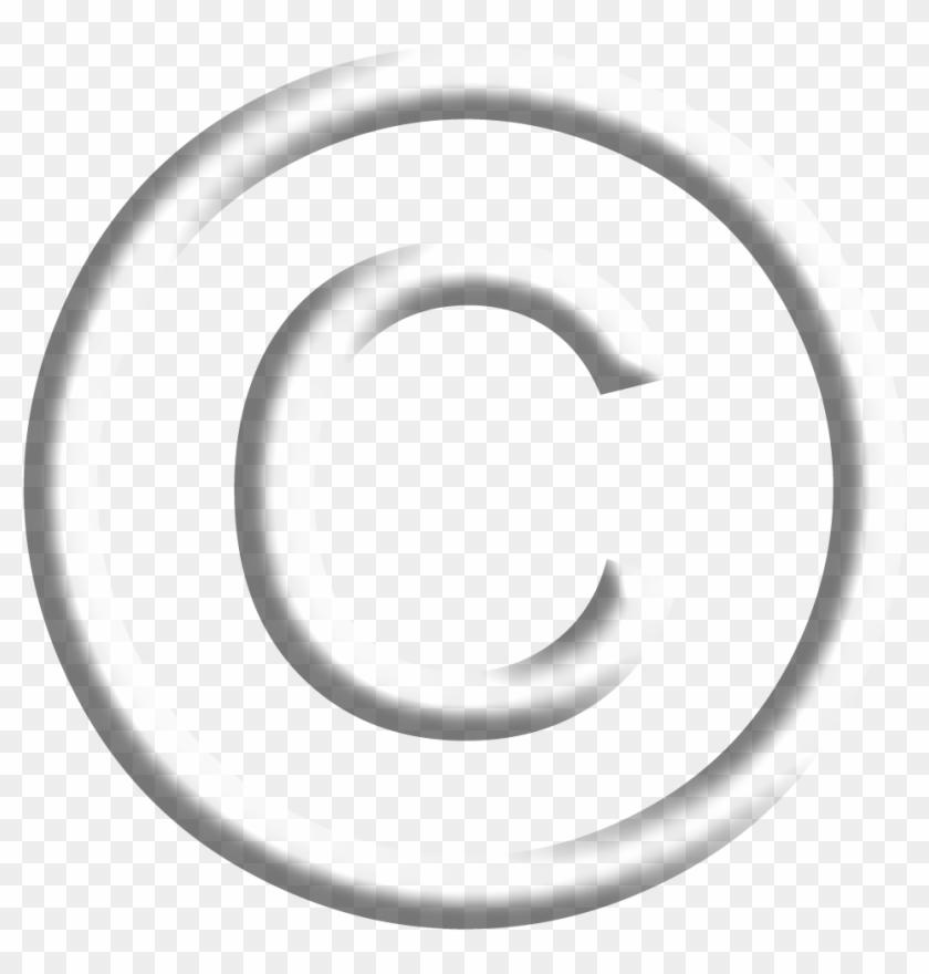 Copyright Symbol Png Transparent Images - Portable Network Graphics