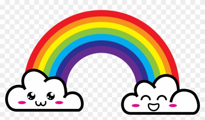 Download Now Free Printable Rainbow Invitation Template - Cartoon