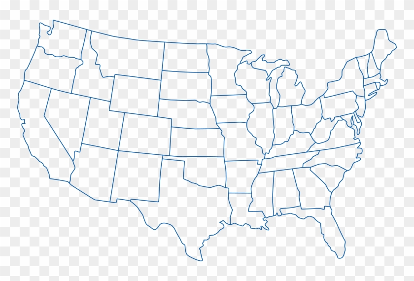Blank Us Map Quiz Printable Blank Us Map Quiz Printable - Blank Map