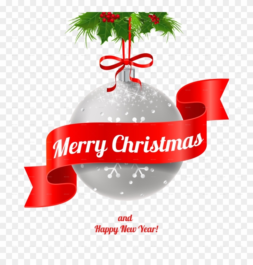 Merry Christmas And Happy New Year - Merry Christmas And Happy New