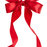 Free Red Bow Clipart
