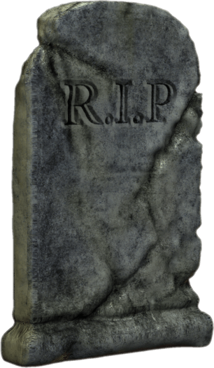 Free RIP Tombstone Graphic