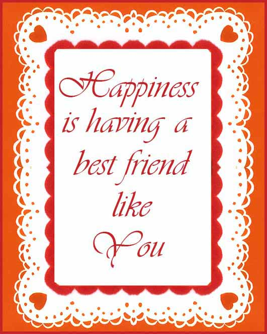 Collection Valentines Day Cards For Best Friends Pictures Best – Valentine Friendship Cards