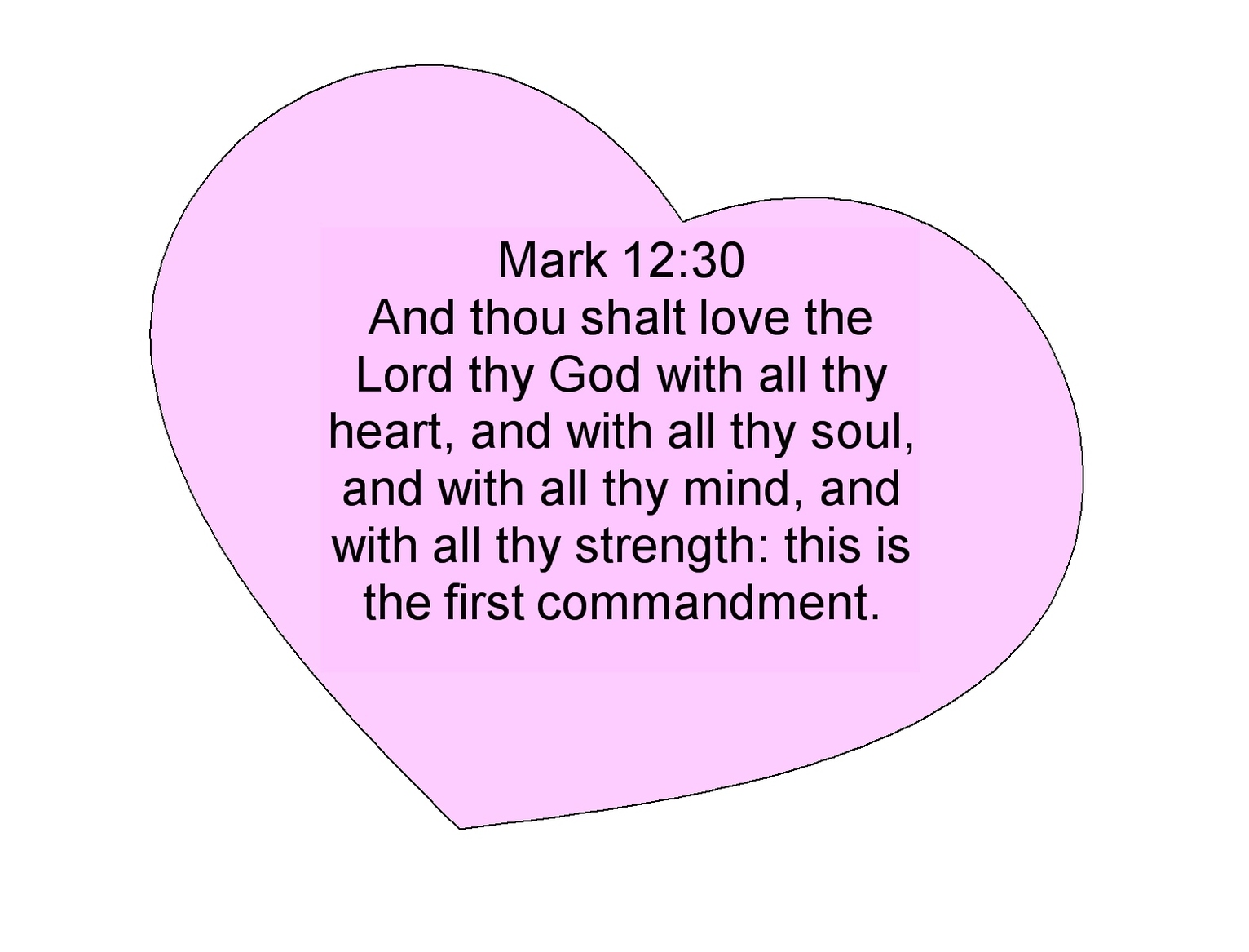 Comfortable Childrens Gems In My Treasure Box Valentine Bible Verses ...