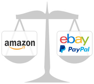 eBay vs Amazon Selling Fees