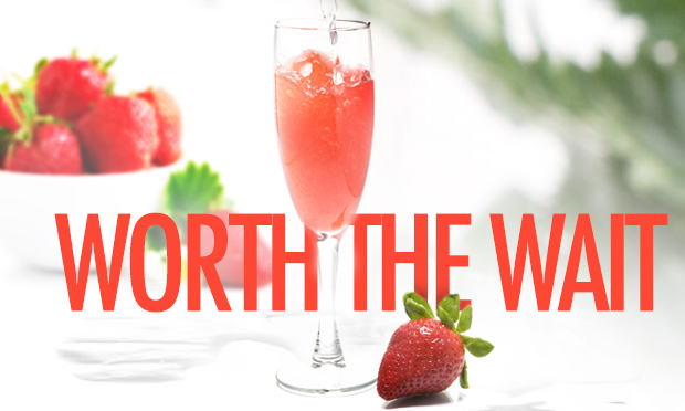"""Worth the Wait"" cocktail recipe from Clique Vodka's MixBook!"