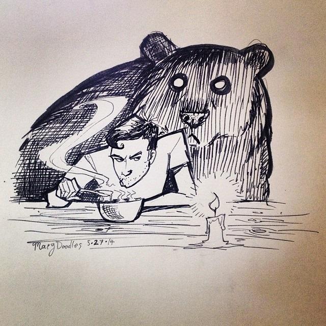 bear-breakfast