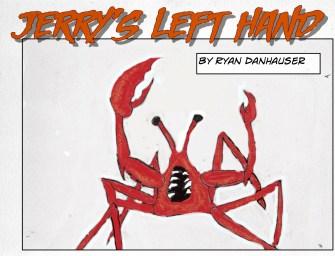 Jerry's Left Hand by Ryan Danhauser