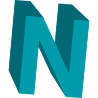 Letter N Icon | Free Images at Clker.com - vector clip art ...