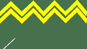 Yellow Zig Zag Clip Art At Clkercom Vector Clip Art