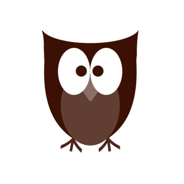 Owl Shape Free Images at Clker - vector clip art online