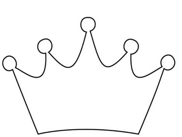 Princess Crown Clipart Free Free Images At Clkercom