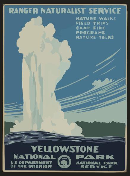 Disney Cars Wallpaper Free Download Yellowstone National Park Ranger Naturalist Service Clip
