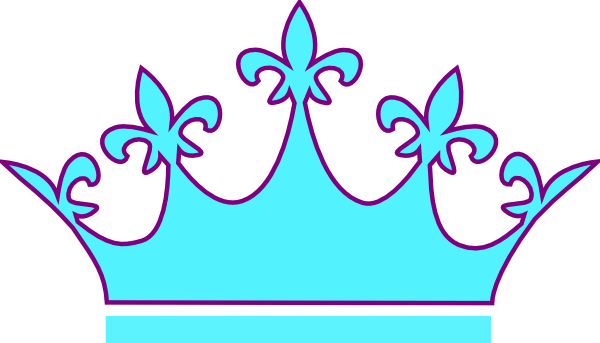 Mardi Gras Wallpaper For Iphone Queen Crown Turquoise Clip Art At Clker Com Vector Clip