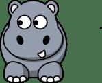 Hippo Clip Art Free