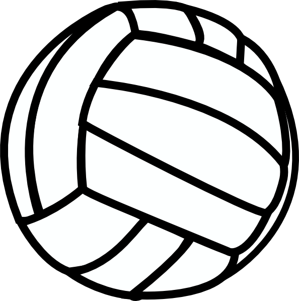 free cartoon volleyball net download free clip art free