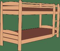Bunk Bed Clip Art at Clker.com - vector clip art online ...