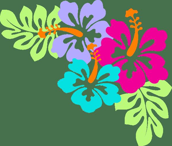 Cute Pineapple Big Wallpapers Hibiscus Corner Clip Art At Clker Com Vector Clip Art