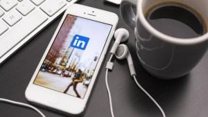 LinkedIn Coffee Headphones
