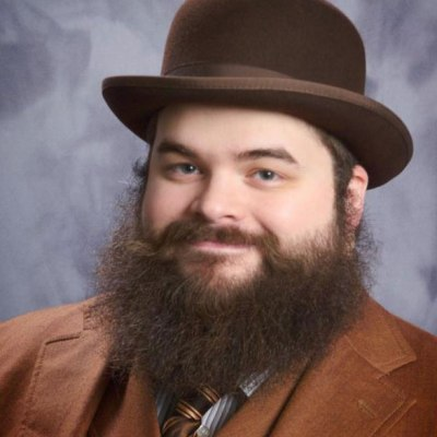 A photo of your humble author, Brandon M. Dennis