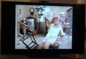Pippi on TV