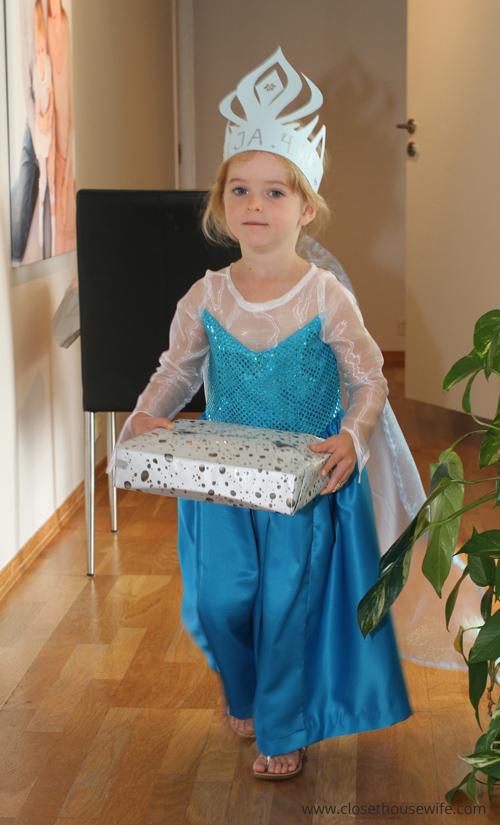 Royal Highness Queen Elsa